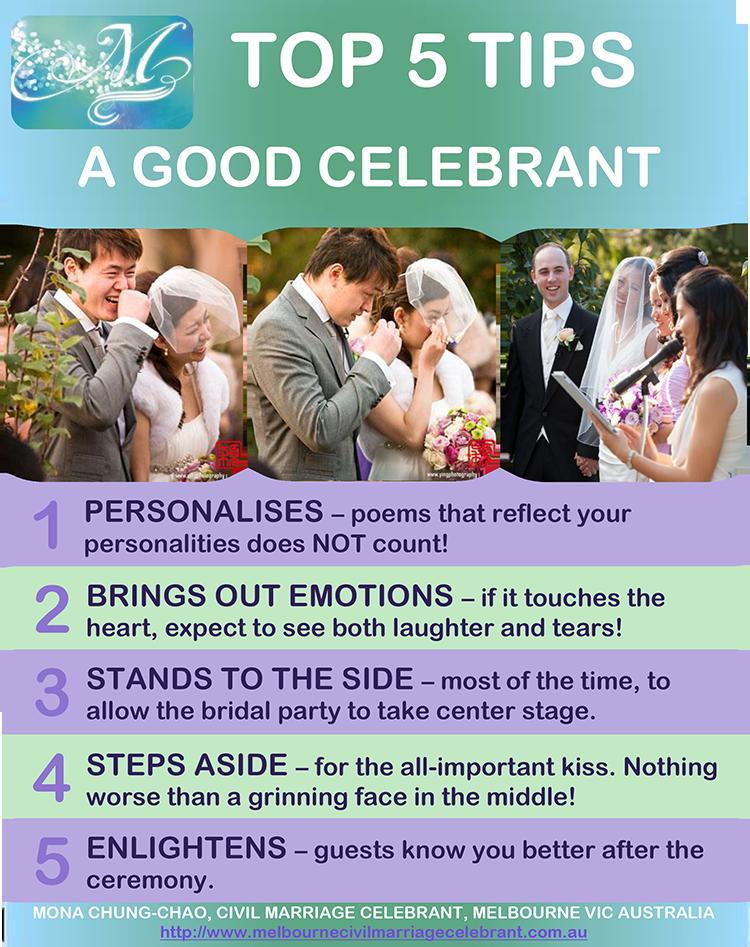 A Good Celebrant