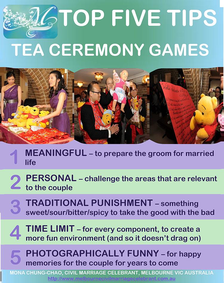 Tea Ceremony Games