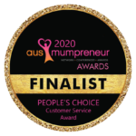 Aus Mumpreneur Awards 2020 Finalist - People's Choice
