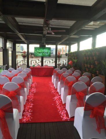 red-ceremony